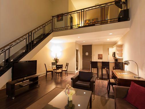 The Grand Hotel & Suites Toronto - Toronto - Living room