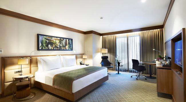 Divan Adana - Adana - Bedroom