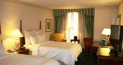 Jackson Marriott - Jackson - Bedroom