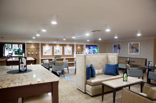 Jackson Marriott - Jackson - Lounge