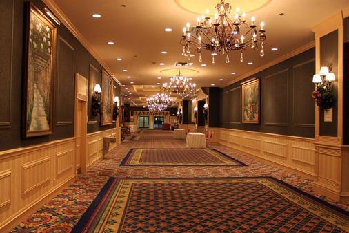 Jackson Marriott - Jackson - Hallway