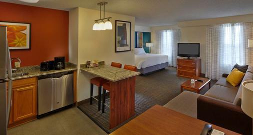 Residence Inn By Marriott Orlando East/Ucf Area - Orlando - Bedroom
