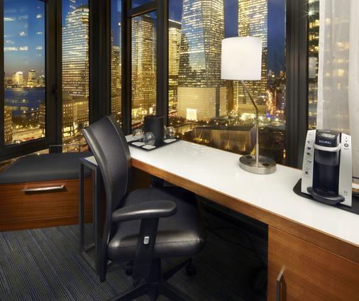 Courtyard New York Downtown Manhattan / World Trade Center Area - New York - Room amenity