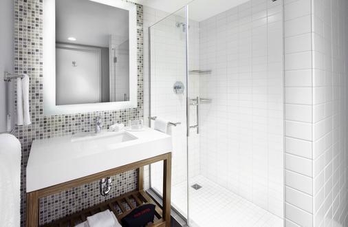 Courtyard New York Downtown Manhattan / World Trade Center Area - New York - Bathroom