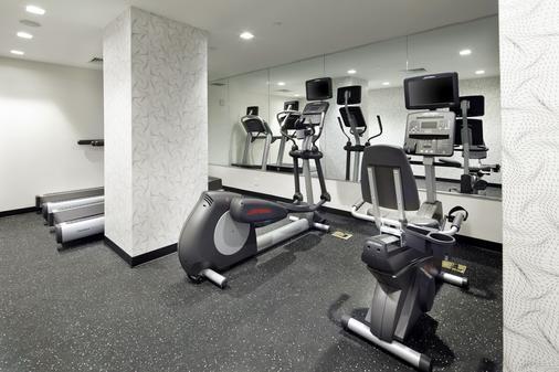 Courtyard New York Downtown Manhattan / World Trade Center Area - New York - Gym
