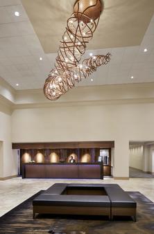 Birmingham Marriott - Birmingham - Lobby