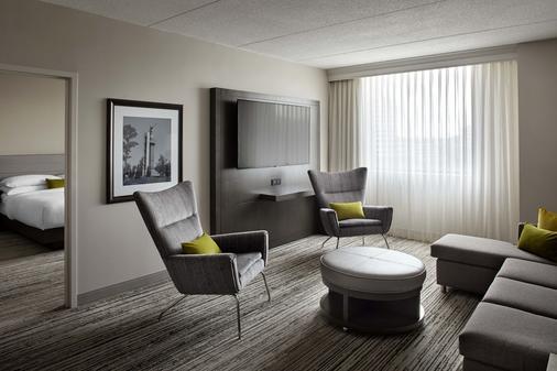 Birmingham Marriott - Birmingham - Living room