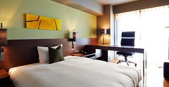 Hotel Unizo Fukuoka Tenjin - Fukuoka - Bedroom