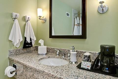 Kirkley Hotel A Trademark Collection Hotel - Lynchburg - Bathroom