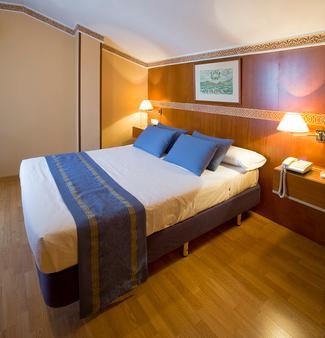 Dauro Hotel - Granada - Bedroom