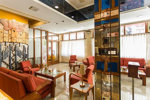 Dauro Hotel - Granada - Hallway