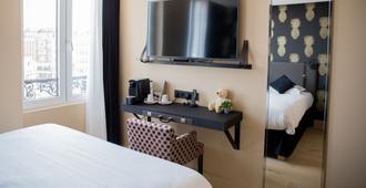 Hotel Flandre Angleterre - Lille - Bedroom