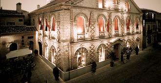 Hotel San Juan de los Reyes - Toledo - Building