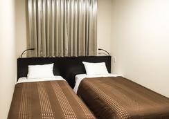 Izutsu Hotel Kyoto Kawaramachi Sanjo - Kyoto - Bedroom