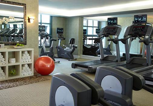 Renaissance Los Angeles Airport Hotel - Los Angeles - Gym