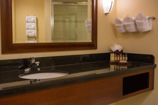 Baltimore Marriott Inner Harbor at Camden Yards - Baltimore - Bathroom