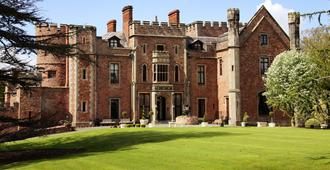 Rowton Castle Hotel - Shrewsbury - Building