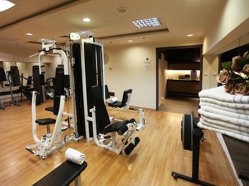 Leonardo Plaza Hotel Jerusalem - Jerusalem - Gym