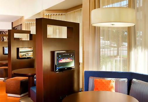 Courtyard by Marriott Dallas Las Colinas - Irving - Lounge