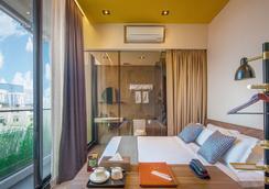 Hotel Yan - Singapore - Bedroom