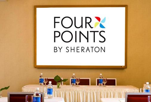 Four Points by Sheraton New York Downtown - New York - Meeting room