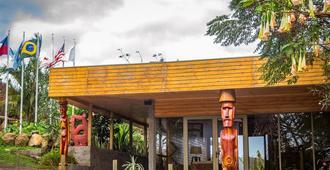 Easter Island Ecolodge - Hanga Roa - Building