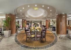 Hilton Alexandria Corniche - Alexandria - Lobby