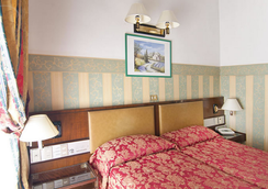 Hotel Repubblica - Rome - Bedroom