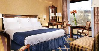 Milan Marriott Hotel - Milan - Bedroom