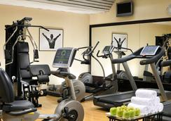Milan Marriott Hotel - Milan - Gym