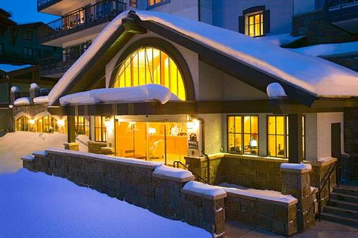 Lodge Tower - Vail - Building
