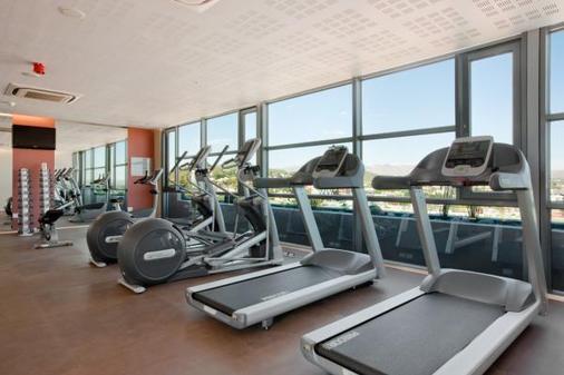Hilton Windhoek - Windhoek - Gym