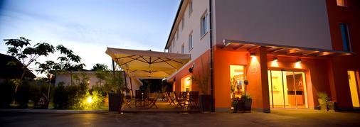 Ahotel Ljubljana - Ljubljana - Building