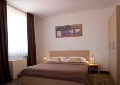 Ahotel Ljubljana - Ljubljana - Bedroom