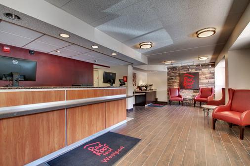 Red Roof Inn St Louis - Westport - St. Louis - Lobby