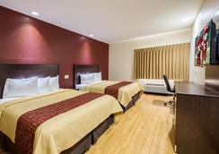 Red Roof Inn Ocala - Ocala - Bedroom