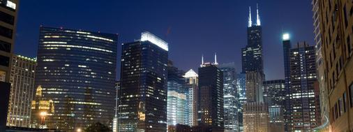 Congress Plaza Hotel - Chicago - Outdoor view
