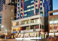 Imperial Palace Boutique Hotel, Itaewon - Seoul - Building