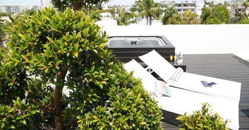 Urbanica The Meridian Hotel - Miami Beach - Rooftop