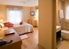 Centerhotel Plaza - Reykjavik - Bedroom