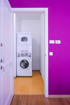 Hostel Tresor - Ljubljana - Laundry facility