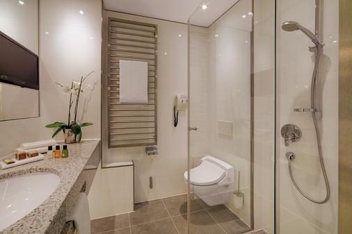 Hotel Europäischer Hof Heidelberg - Heidelberg - Bathroom