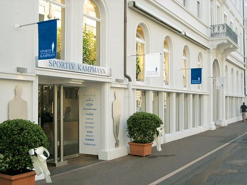 Hotel Europäischer Hof Heidelberg - Heidelberg - Building