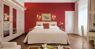 Hotel Europäischer Hof Heidelberg - Heidelberg - Bedroom