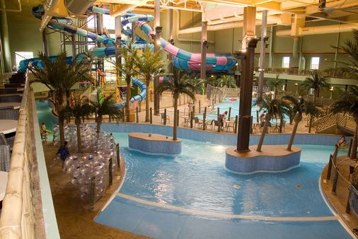 Maui Sands Resort & Indoor Waterpark - Sandusky - Attractions