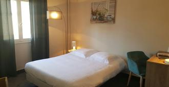 Citotel Lion D'or - Limoges - Bedroom