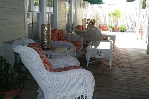 Heron House - Adult Only - Key West - Patio