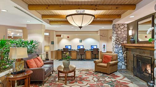 Lake Tahoe Vacation Resort By Diamond Resorts - South Lake Tahoe - Business centre