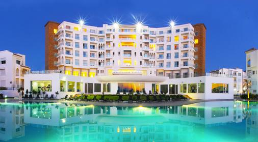 Grand Mogador Sea View & Spa - Tangier - Pool
