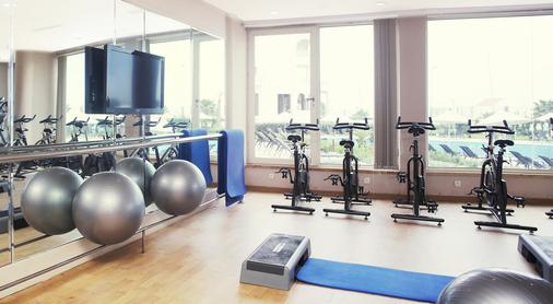 Grand Mogador Sea View & Spa - Tangier - Gym
